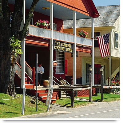 The Vermont Country Store and The Bryant House Restaurant 657 Main Street, Weston, Vermont 05161 1(802)824-3184